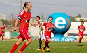El Yorugua viene para aportar con goles y marca.