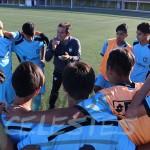 Fútbol Joven: Resultados sábado 29/08