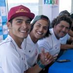 Polideportivo: Isa World Championship Iquique 2015