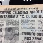 Curiosidades: Ariqueños alentando a Deportes Iquique
