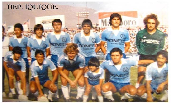 Deportes Iquique 1982