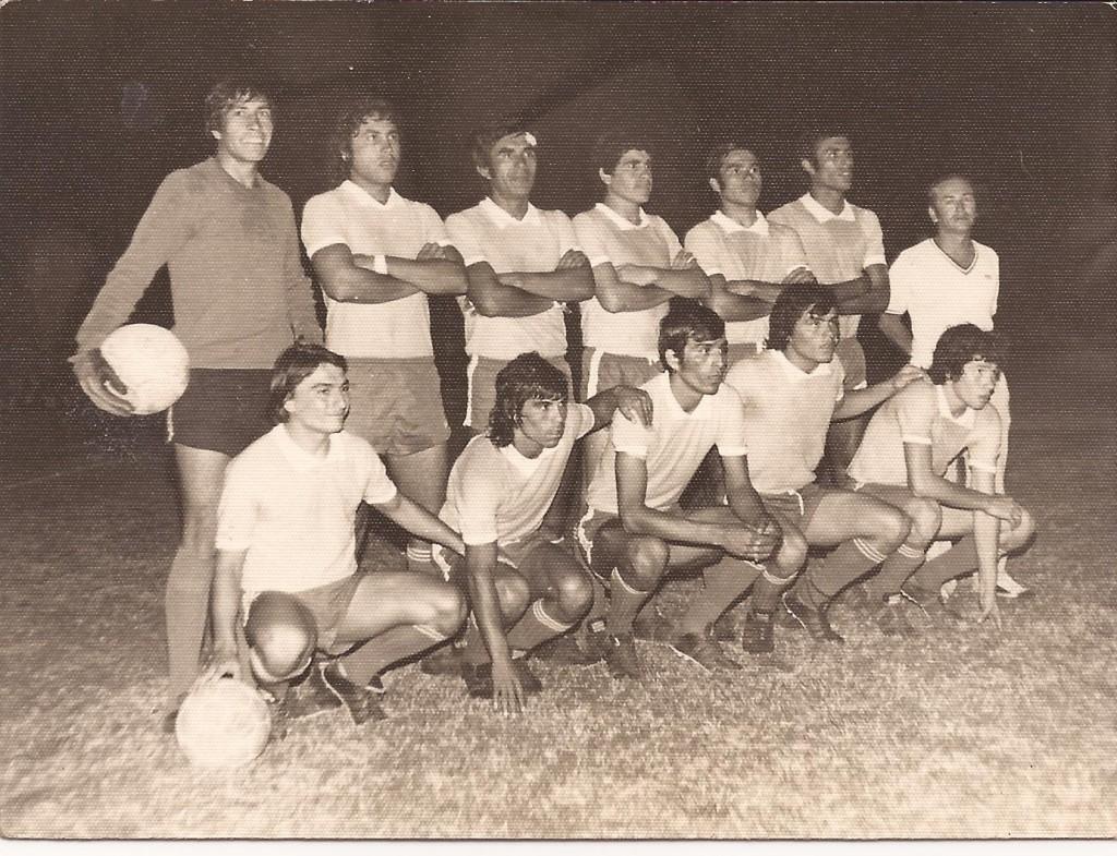 Selección de Iquique, campeones amateur por octava vez (FOTO: Memorianortina.cl)