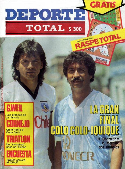 """Colo Colo vs. Iquique, en otra final en cancha """"neutral"""""""