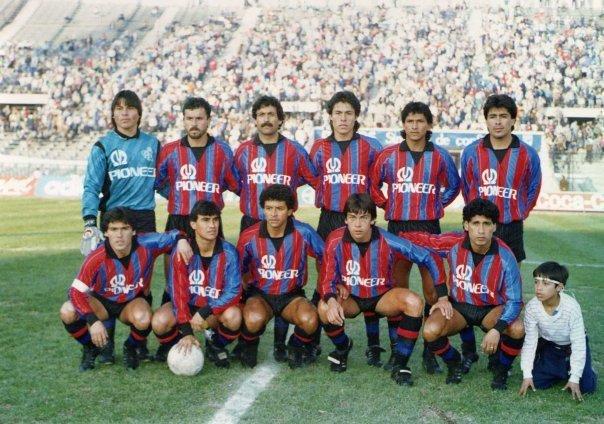 Iquique, con los colores del Cavancha FC