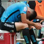 Malas noticias: Jonathan Rebolledo lesionado