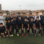 Fútbol Joven: Tres triunfos en el Clásico
