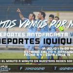 Previa Copa Chile: A la caza del puntero
