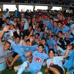 Hace 7 años: CDI campeón Copa Chile 2010