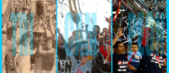 Iquique Tri-Campeón: Copa Chile 2014