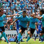 Debut triunfal: Iquique derrota a la U en Cavancha