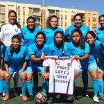 Fútbol Femenino: CDI-CODE debutó ante Everton