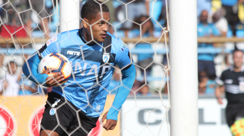 Iquique rescató un empate en la agonía