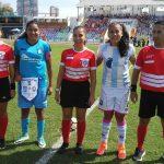 CDIFEM: Dragonas enfrentaron a Antofagasta