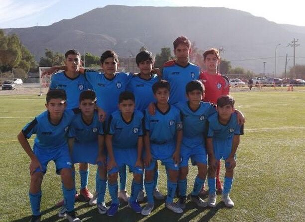 Fútbol Infantil: Dragoncitos derrotaron a Copiapó