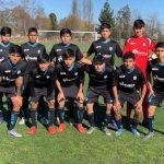 Fútbol Joven: Dos triunfos ante San Marcos