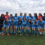 Fútbol Femenino: La Sub-17 venció a Santiago Morning