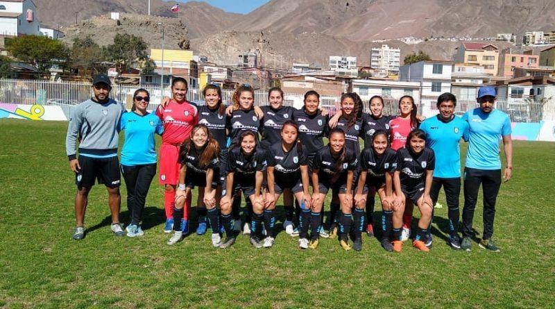 Fútbol Femenino: La Sub-17 venció a Antofagasta