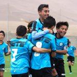Fútbol Infantil: Iquique debutó con dos triunfos