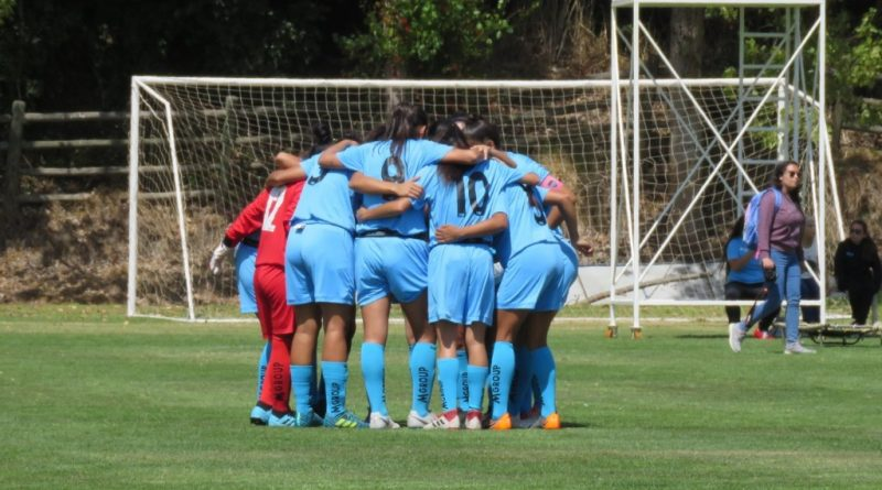 Campeonato Femenino ya toma forma