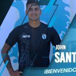¿Quién es John Santander?