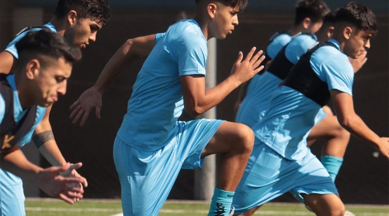 Deportes Iquique y el fútbol joven