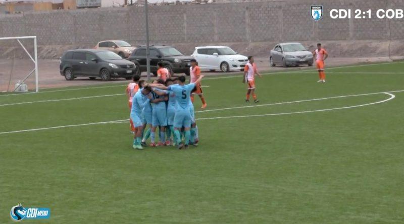 Fútbol Joven: La Sub-21 venció a Cobreloa