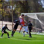 Sub-21 cayó por goleada ante Cobreloa