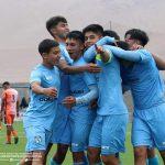 Fútbol Joven: La Sub-18 sigue en carrera